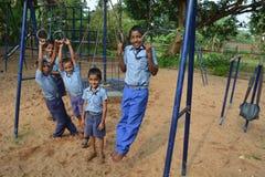 Charity kids Royalty Free Stock Photo