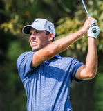 Charl Schwartzel at the 2012 Barclays Royalty Free Stock Photography