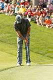 Charl Schwartzel at the Memorial Tournament Stock Image