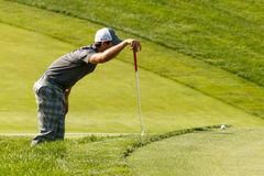Charl Schwartzel at the Memorial Tournament Stock Photography
