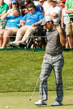 Charl Schwartzel at the Memorial Tournament Royalty Free Stock Image