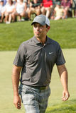 Charl Schwartzel at the Memorial Tournament Royalty Free Stock Photos