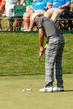 Charl Schwartzel at the Memorial Tournament Stock Photos