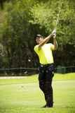 Charl Schwartzel - NGC2011 Stock Photo