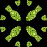 Charla de la serpiente Imagen de archivo libre de regalías