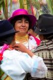 Charla de las mujeres Foto de archivo