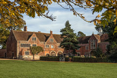 Charlecote Brewery, Bakery and Tack Room. Royalty Free Stock Photography