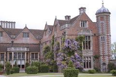 Charlecote-Haus Stockfoto
