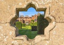 Charlecote-Haus, Warwickshire, England Stockfoto