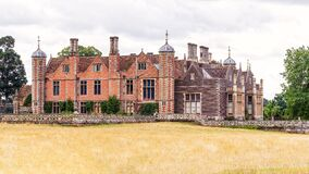 Free Charlecote House In Warwickshire, England. Stock Photo - 193944560