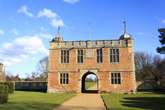 Charlecote Park Royalty Free Stock Photo