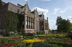 Charlecote Park Gardens Royalty Free Stock Images