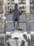 Charlemagne em Aix-la-Chapelle Imagens de Stock Royalty Free