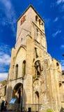 Charlemagne Tower in Reizen stock fotografie