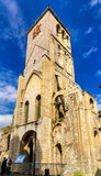 The Charlemagne Tower in Tours Stock Photography