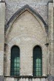 Charlemange near  the Basilica of Saint-Martin, Tours Royalty Free Stock Image
