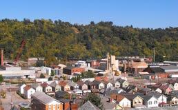 Charleroi, Pennsylvania Imágenes de archivo libres de regalías