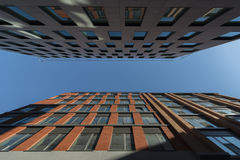 Charleroi-Stadtmitte Lizenzfreie Stockbilder