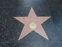 Charles Boyer-Stern in Hollywood stockfotos