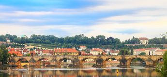 Charles Bridge Fotografia Stock