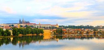 Charles Bridge Immagine Stock