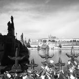 Charles Bridge imagen de archivo libre de regalías