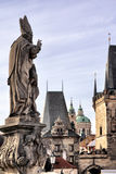 Charles bridge Royalty Free Stock Photos