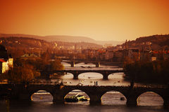 Charles bridge Royalty Free Stock Photo