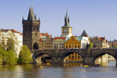 Free Charles Bridge Royalty Free Stock Photos - 19301608