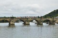 Charles Bridge Royalty Free Stock Image