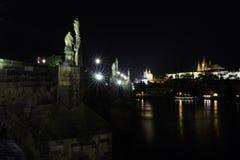 Charles Bridge Royaltyfri Foto