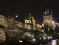 Charles Bridge Royalty-vrije Stock Fotografie