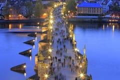 Charles Bridge Lizenzfreie Stockbilder