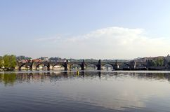 Charles Bridge Arkivbild