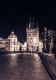 Charles Bridge Photos libres de droits