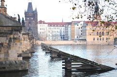 Charles Bridge Stock Foto