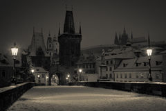 Charles Bridge Images stock