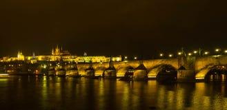 Charles Bridge Royalty-vrije Stock Foto