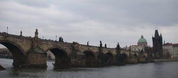 Charles Bridge Imagenes de archivo