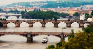 Charles Bridge Royalty-vrije Stock Foto's