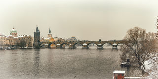 Charles Bridge Photo libre de droits