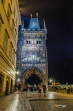Charles Bridge 2 Royaltyfria Bilder
