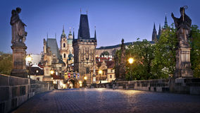 Free Charles Bridge In Prague Stock Photos - 24928503