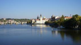 Charles Bridge Karluv la plupart de Prague Photographie stock libre de droits