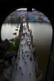 Charles Bridge, Prag Lizenzfreie Stockbilder