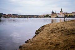Charles Bridge, Praga Fotografia Stock