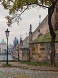 Charles Bridge, Praga Imagens de Stock Royalty Free