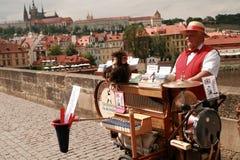 Charles Bridge. Prague Royalty Free Stock Photos