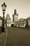 Charles bridge, Prague Royalty Free Stock Images