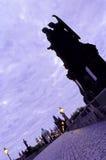 Charles Bridge- Prague Stock Images